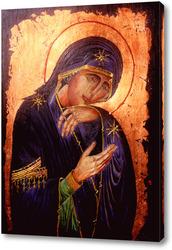 Постер Ахтырская икона Божией Матери