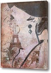 Постер Воспоминания о Париже