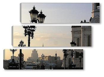 Модульная картина Патраков-048-1