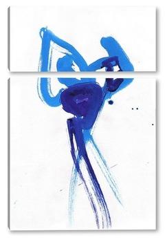 "Модульная картина Серия картин ""Лед"", Picture № 1.07, Picture № 1.02"