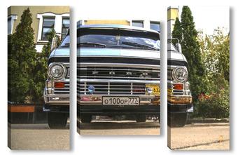 Модульная картина Форд